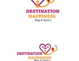 #53 untuk Design a Logo for Destination Happiness oleh butterflyblue93