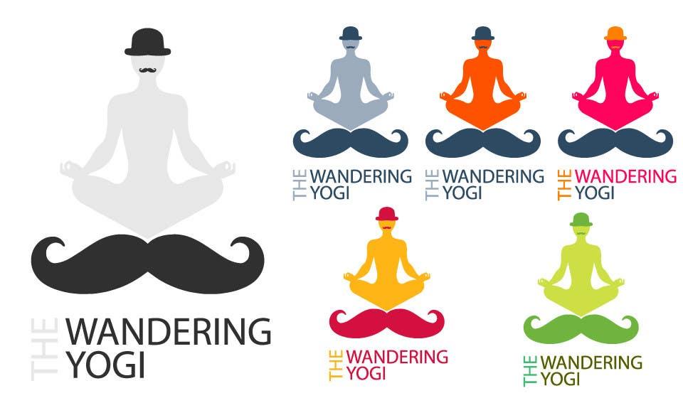 Penyertaan Peraduan #55 untuk Design a Logo for a Yoga Blog
