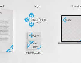 #13 untuk Develop a Corporate Identity for Event Company (Logo, Business cards, Letter Head, Power point BG) oleh vivekdaneapen