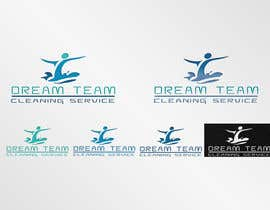 "#3 untuk Design a Logo for 'The Dream Team Cleaning Service"" oleh yyuzuak"