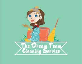 "#4 untuk Design a Logo for 'The Dream Team Cleaning Service"" oleh kre8tivestudio"