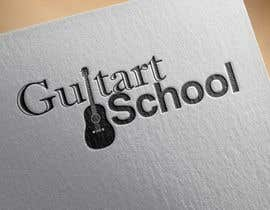 #47 for Design a Logo for a Guitar School by cristinaa14