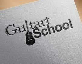 cristinaa14 tarafından Design a Logo for a Guitar School için no 47
