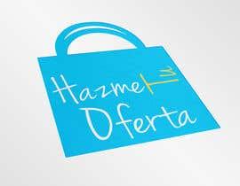 #18 untuk Diseñar un logotipo for tienda virtual hazmetuoferta.com oleh lunaim