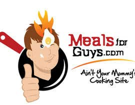 mefontaine tarafından Design a Logo for cooking website for guys için no 38