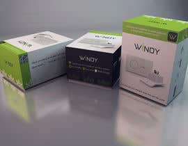 #35 untuk Packaging Designs for Windy Product oleh Med7008