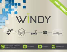 #21 untuk Packaging Designs for Windy Product oleh zeddcomputers