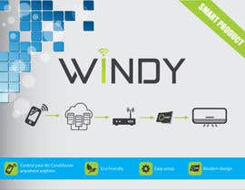 zeddcomputers tarafından Packaging Designs for Windy Product için no 30