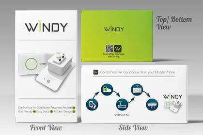 chubbycreations tarafından Packaging Designs for Windy Product için no 33