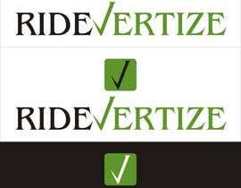 #41 untuk Design a Logo for RideVertize oleh BlajTeodorMarius