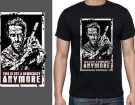 "#31 untuk Design a ""The Walking Dead"" T-Shirt Tee oleh griffindesing"