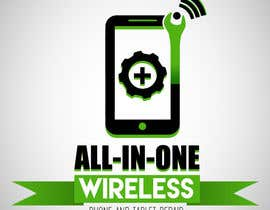 #144 untuk Design a Logo for All In One Wireless oleh joeljrhin