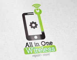 #116 untuk Design a Logo for All In One Wireless oleh leovbox