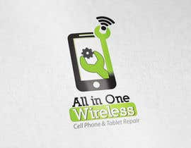 #149 untuk Design a Logo for All In One Wireless oleh leovbox