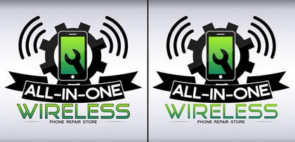 #100 untuk Design a Logo for All In One Wireless oleh HDiangca