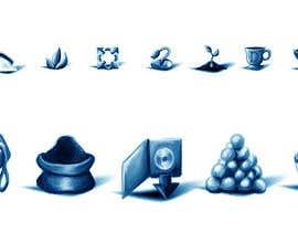 #78 untuk Design Icons for new Bulk Herb Store website oleh zoomlander