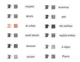 #84 untuk Design Icons for new Bulk Herb Store website oleh zoomlander