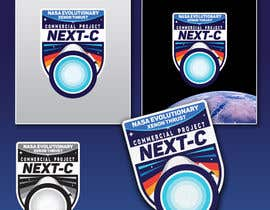 #152 for NASA Challenge: Design a Logo for NASA Evolutionary Xenon Thrust – Commercial (NEXT-C) Project by Adrianm2d