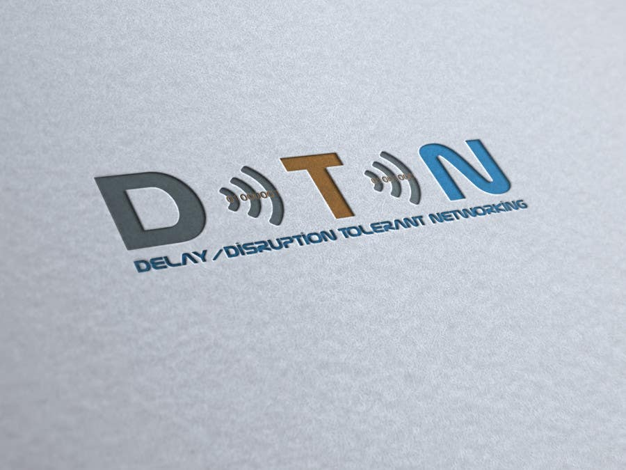 Contest Entry #114 for NASA Challenge: Design a Logo for Delay/Disruption Tolerant Networking (DTN) Project