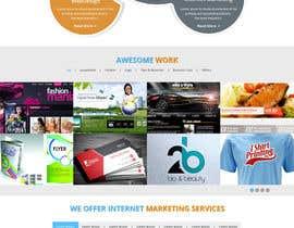#6 untuk Design a Website Mockup for Web Design Agency oleh xsasdesign