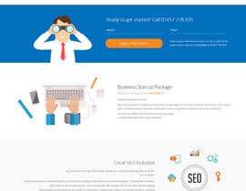 #10 untuk Design a Website Mockup for Web Design Agency oleh syrwebdevelopmen