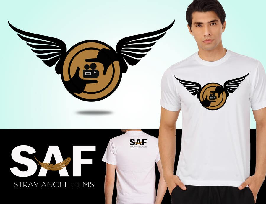 Contest Entry #44 for Design a T-Shirt for Stray Angel Films