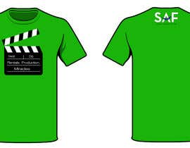 #65 untuk Design a T-Shirt for Stray Angel Films oleh DachmanLucian