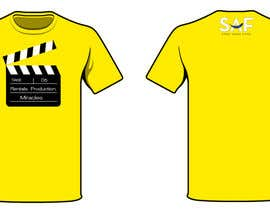 #69 untuk Design a T-Shirt for Stray Angel Films oleh DachmanLucian