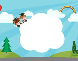 #14 untuk Backgrounds for pre-school show oleh chipchipdesign