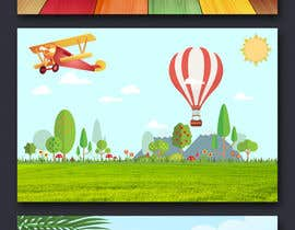 #2 untuk Backgrounds for pre-school show oleh xsodia
