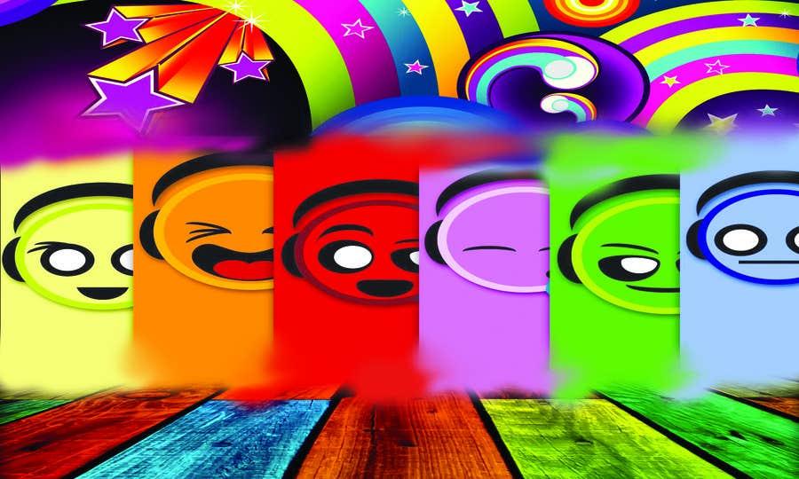 Penyertaan Peraduan #18 untuk Backgrounds for pre-school show