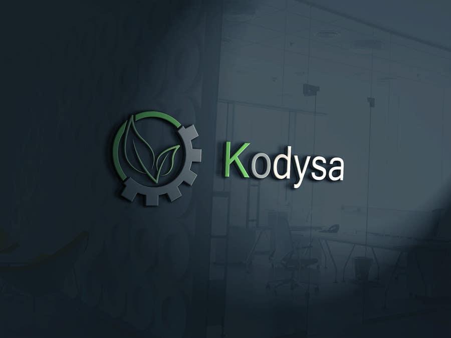 Penyertaan Peraduan #192 untuk Design a Logo for Kodysa