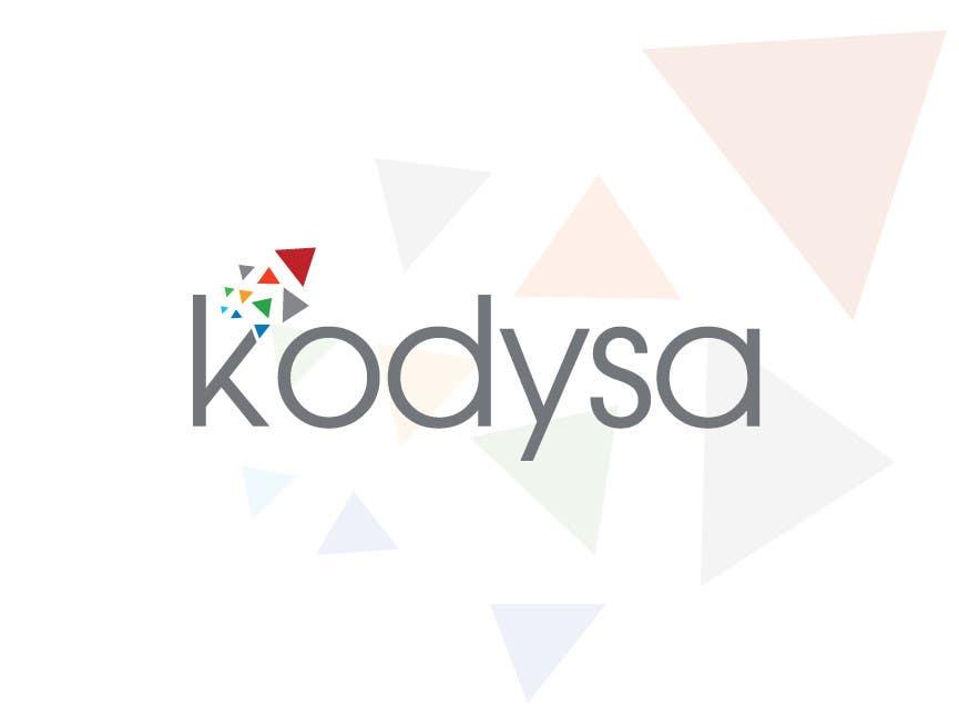 Penyertaan Peraduan #156 untuk Design a Logo for Kodysa