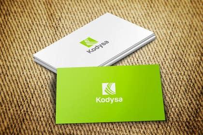 #86 untuk Design a Logo for Kodysa oleh thelionstuidos