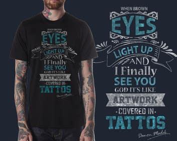 #23 untuk Design a T-Shirt for Band oleh ezaz09