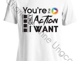 #5 untuk Design a T-Shirt for TV & Film oleh capurehiyuy