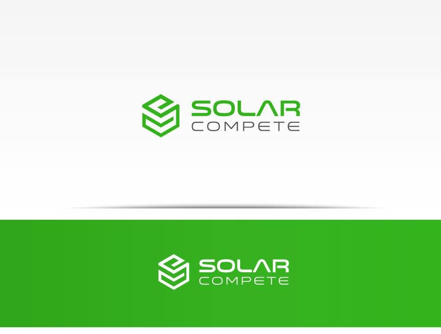 Penyertaan Peraduan #182 untuk Design a Logo for SolarCompete.com