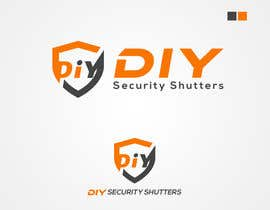 #6 untuk Develop a Logo and Corporate Identity  for DIY Security Shutters oleh dlanorselarom