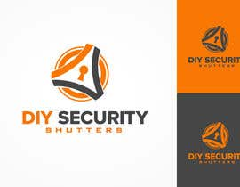 #39 untuk Develop a Logo and Corporate Identity  for DIY Security Shutters oleh MonsterGraphics
