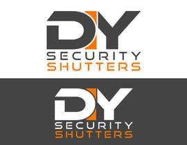 #34 untuk Develop a Logo and Corporate Identity  for DIY Security Shutters oleh vladspataroiu
