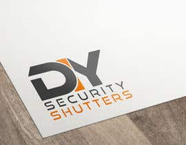 #35 untuk Develop a Logo and Corporate Identity  for DIY Security Shutters oleh vladspataroiu