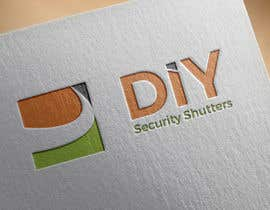#42 untuk Develop a Logo and Corporate Identity  for DIY Security Shutters oleh tolomeiucarles