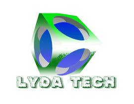 #32 para Logo Design for LydaTech por euglen