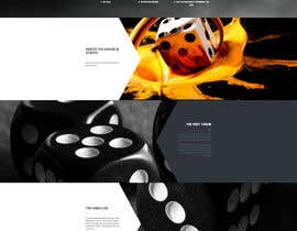 #39 for Redesign a single-page web site by dusanevipul