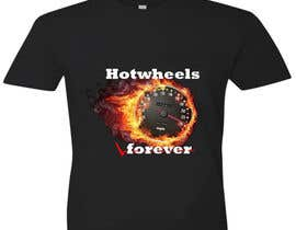RokkArt tarafından Design a T-Shirt for Hotwheels fan için no 23