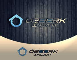 """EdesignMK tarafından Design a Logo for  """"Özberk İnşaat"""" için no 168"""