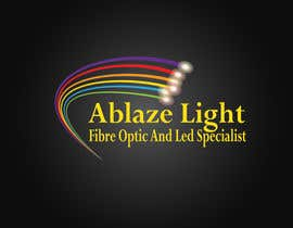 #48 untuk Design a Logo for a fibre optic & led light company oleh saravanan3434