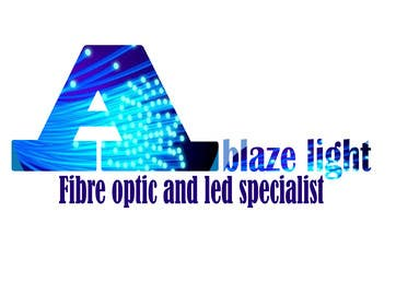 #12 untuk Design a Logo for a fibre optic & led light company oleh civilqt
