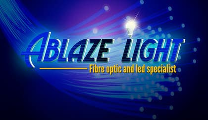 #41 untuk Design a Logo for a fibre optic & led light company oleh grapple2013