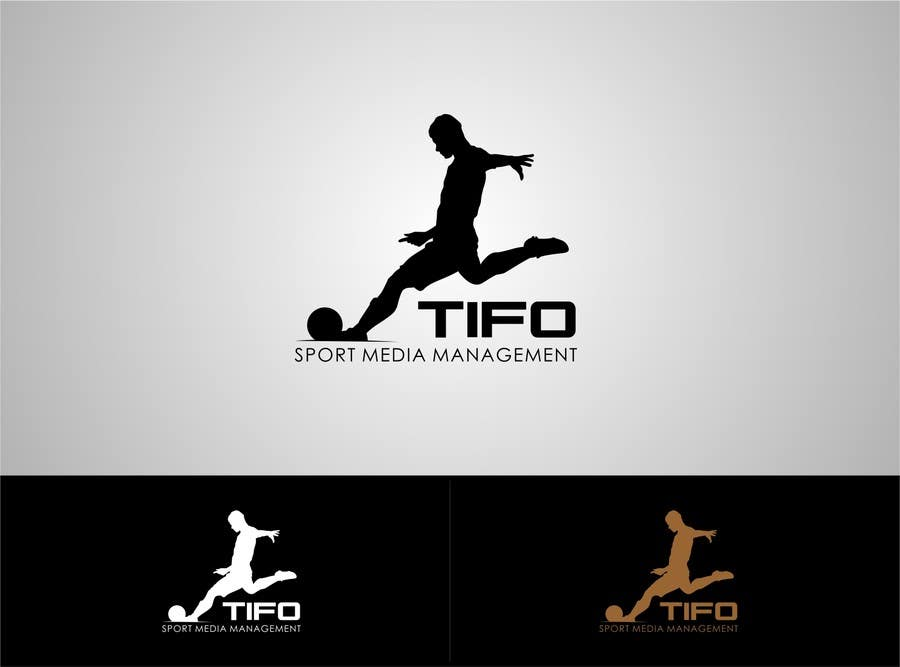 #77 for Sports agency logo by eremFM4v